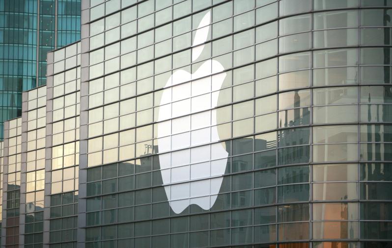 國際投行下調蘋果二季出貨量 評級降至賣出