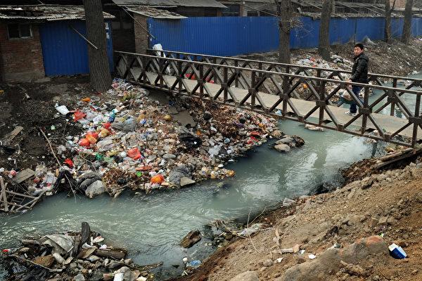 金融時報:水資源短缺威脅中國經濟