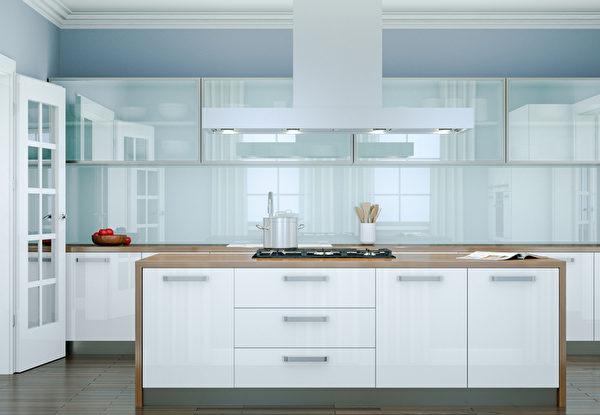 明亮色調的家居比較討人喜愛。(fotolia)
