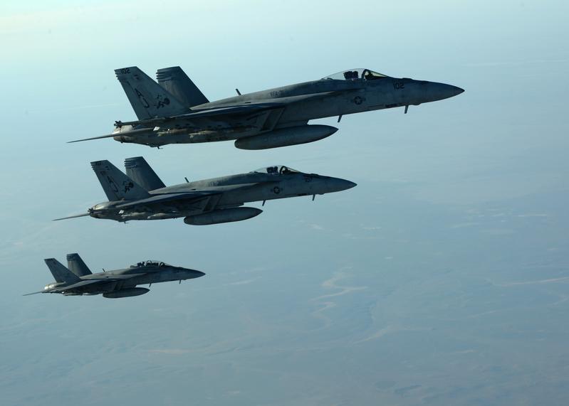 美軍在阿富汗空襲 擊斃IS分支機構發言人