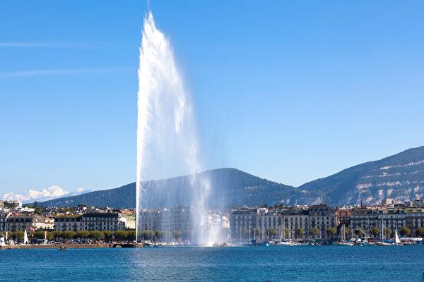 瑞士是全球退休生活最好的國家。圖為日內瓦市。(Fotolia)