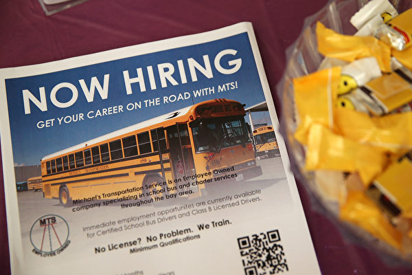 美2月就業增逾24萬  超過市場預期