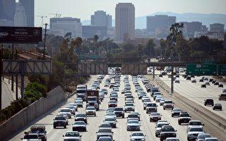 全美塞車排行榜 洛杉磯年均耗費81小時居首