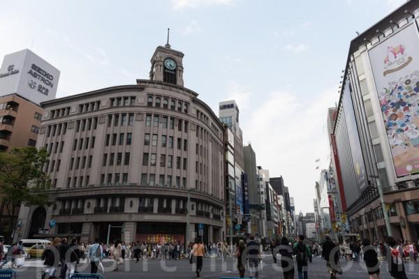「爆買」促日本商業地價上升