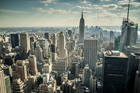 美國紐約曼哈頓。(Fotolia)