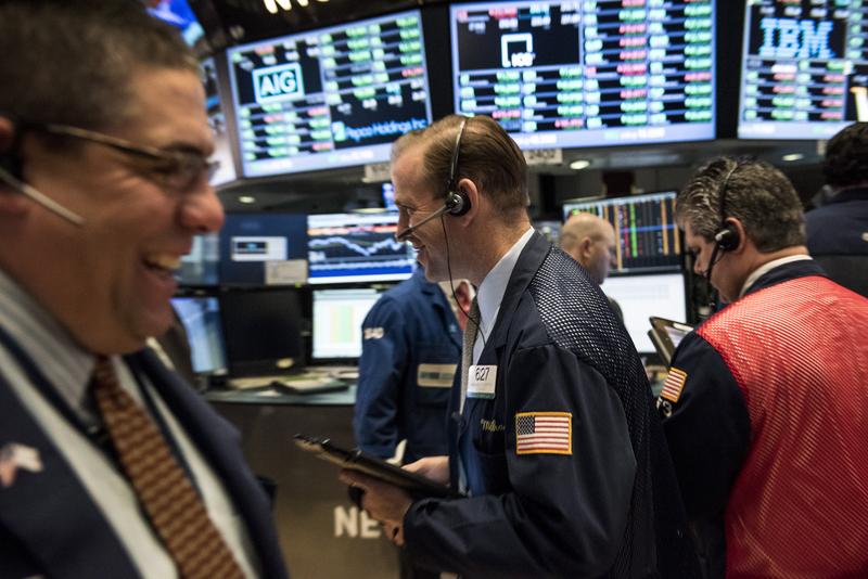 【談股論金】美股反向解讀經濟消息非常態