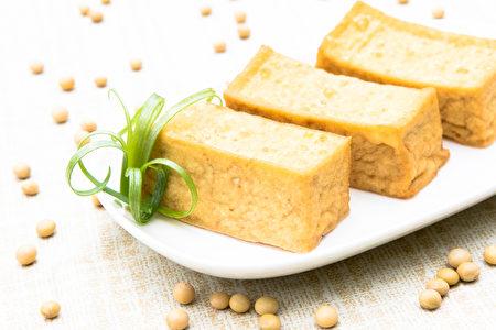 油豆腐(长方)。(图:麦豆公司提供)