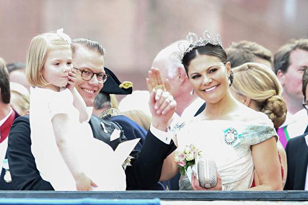瑞典王室報喜 小王子命名奧斯卡