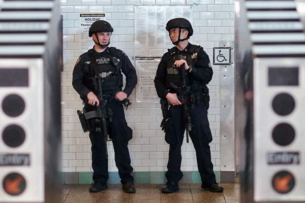 企圖在時代廣場發動恐襲 紐約男遭FBI逮捕