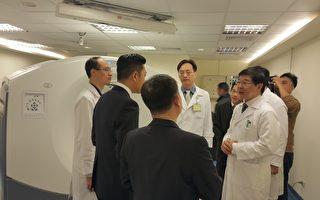 患者福音  台大新竹分院成立正子断层扫描中心