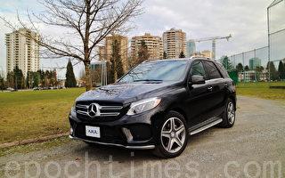 车评:新名字新面孔 2016 Mercedes-Benz GLE 350d