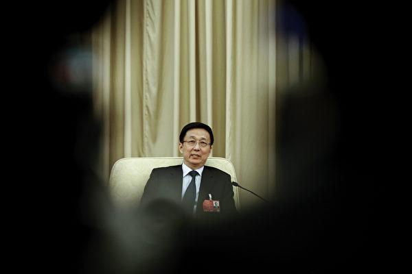 夏小强:为何韩正意外接掌港澳事务?