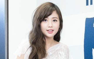 吳映潔簽約韓娛樂公司 暗示想從音樂出發