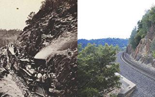 华工在美国修建铁路的沧桑英雄史