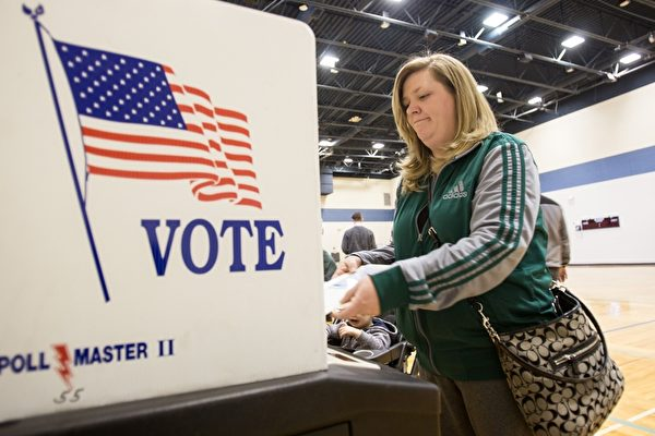 大选冲刺 川普密西根州民调逼近希拉里