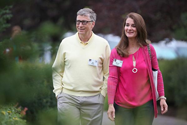 得不到父親巨額財產 比爾‧蓋茨子女怎麽想