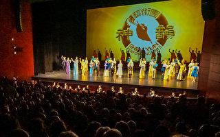 神韻法國南部首演一票難求 神性感動觀眾