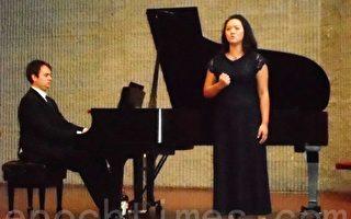 曾莉涵美声唱法演绎台湾调