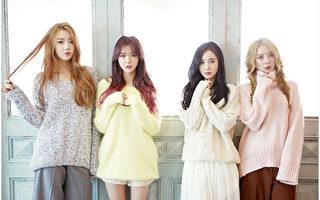 韩国女团Dal★Shabet3月25日至29日抵台宣传新专辑《Naturalness》。(公关提供)