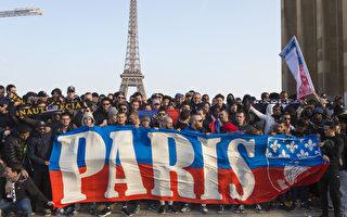 巴黎聖日耳曼創紀錄 提前八輪奪法甲冠軍