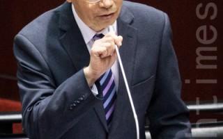 撤告学运  台政院长:若无罪就会判无罪
