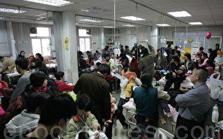 臺流感疫情163人死 專家:防病菌隨處亂傳