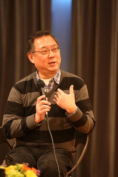 中國菜博客「紅燒」(Red Cook)創辦人柯基林(Kian Lam Kho)。(靜怡/大紀元)