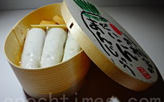 東京特色 白蘿蔔包子和白蘿蔔筆盒