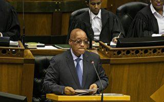 外商干預內政 南非總統面臨新貪腐指控