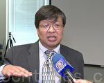 著名作家、亞裔教育聯盟主席趙宇空。(大紀元資料圖)