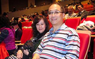 3M台灣經理:高水準 看神韻很有收穫