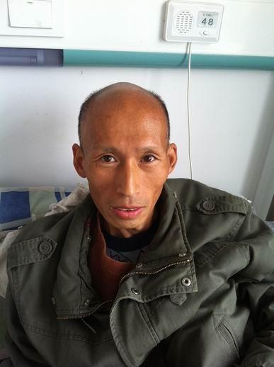 霍金平在青龍山洗腦班被關押期間被送醫(明慧網)