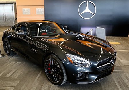 Mercedes-AMG GT S获AJAC最佳豪华车奖(BEST NEW PRESTIGE/PERFORMANCE)(6万元以上)(任侨生/大纪元)