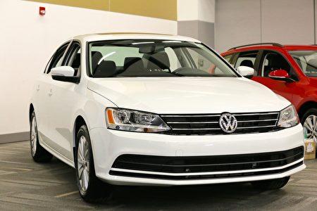 Volkswagen Golf Sportwagon 获AJAC最佳家庭车奖(BEST NEW FAMILY CAR)(任侨生/大纪元)