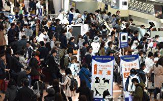 全日空当机 日本国内线逾6千人受影响