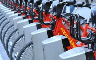 自行车共享计划拓展 巴尔的摩居民将受益