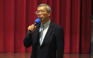 """谢金河形容""""台湾高铁突然(从快破产)变飙股""""。图为资料照。(李怡欣/大纪元)"""