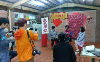 農村再生經驗 香港媒體遠道取經