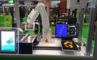 工研院3D智慧视觉感测技术 机械手臂长智慧