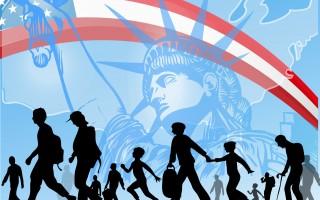 雖然全美墨西哥移民人口仍居首位,但在全美大部份的州,2005年到2014年,墨國來美不到一年的新移民人數,減少75%,達到24萬人,遠遠落後印度及中國的42萬8,000人。(Fotolia)
