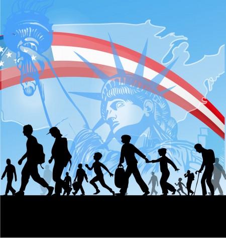 全美中印新移民翻倍成长  高技术人才逾四成
