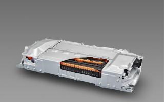 新一代Prius使用的鋰離子電池。(Toyota圖片)