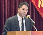 舊金山華人權益促進會行政主任潘偉旋。(大紀元資料圖片)