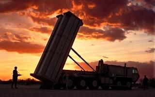 五角大樓的薩德反導彈系統。(Getty Image,洛克希德·馬丁公司提供)