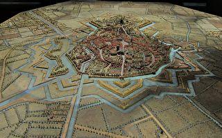 【艺术趣闻】路易十四的模型大拼图