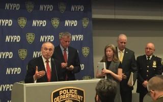 NYPD枪声定位 再扩15平方公里
