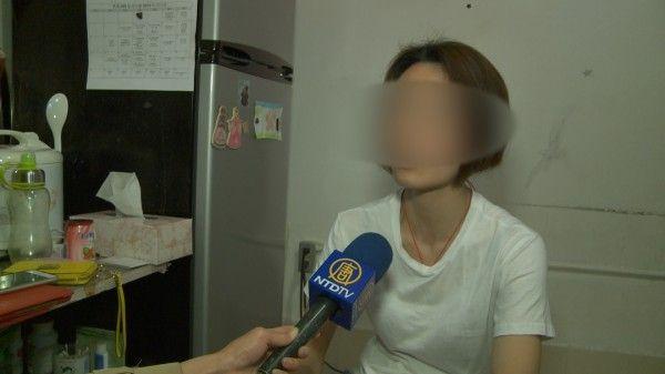 紐約華商百萬捐款門 李錦光妻子含淚訴經歷