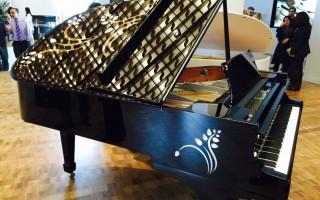 史坦威鋼琴旗艦店 紐約曼哈頓六大道開幕