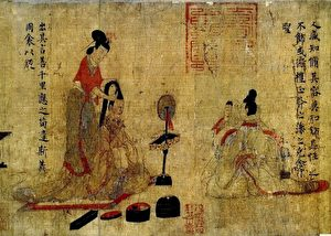 """【文史】""""三绝""""集于一身的顾恺之(上)"""