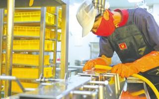 效法日本潔淨度 敢開放參觀的豆腐加工廠